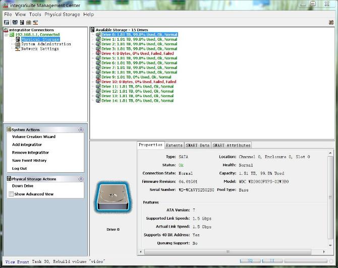 南京12盘Linux RAID6同步成RAID5恢复案例