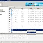 北京市某部队医院 VMWare vSphere ESX5 误删除虚拟机数据恢复案例